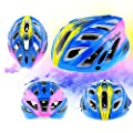 230g Ultra Light Weight - Cycle Cycling Road Bike Mountain MTB Bicycle Safety Helmet -Teen Boys & Girls - Comfortable , Lightweight , Breathable from Zidz