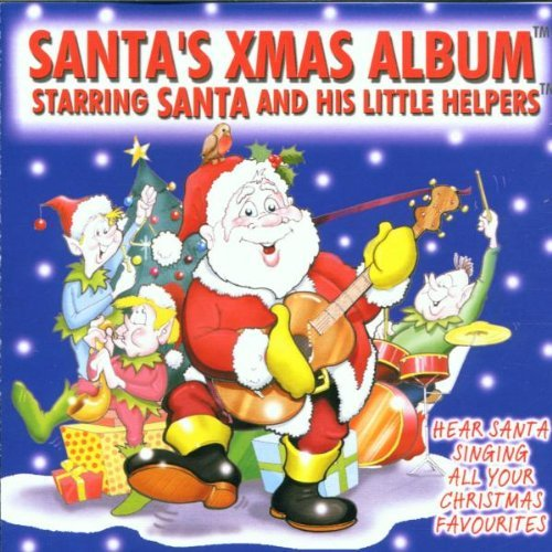 Santa's Christmas Album by SANTA CLAUS (2001-11-23) (Santas Christmas Elf)