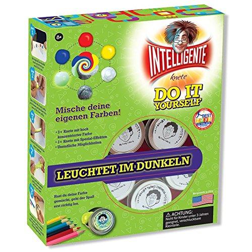 Intelligente Knete - Do it yourself SET - Mische deine eigene Knete