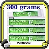 Smooth E Cream Anti Aging Wrinkles Vitamin E Aloe Vera Scars Acne Spot Mark (100 G.x3) Made in Thailand