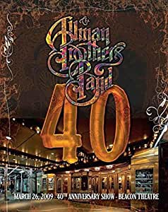 40th Anniversary Show Live At The Beacon Theatre [DVD] [NTSC]