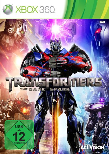 Jagd-video-spiele 360 Xbox (Transformers: The Dark Spark - [Xbox 360])
