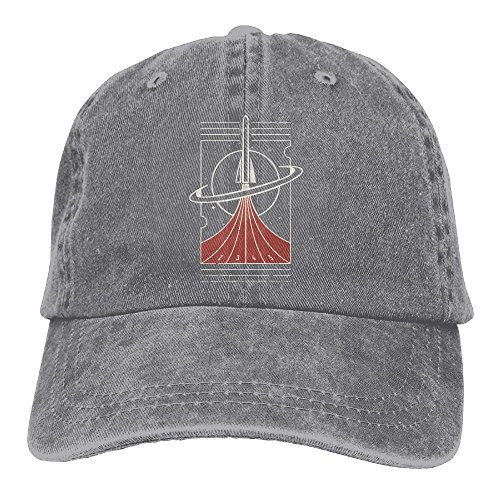 pants hats Men And Women Space Race Vintage Jeans Baseball Cap
