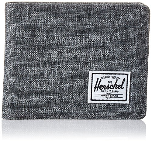 herschel-roy-cartera-color-gris-talla-talla-unica