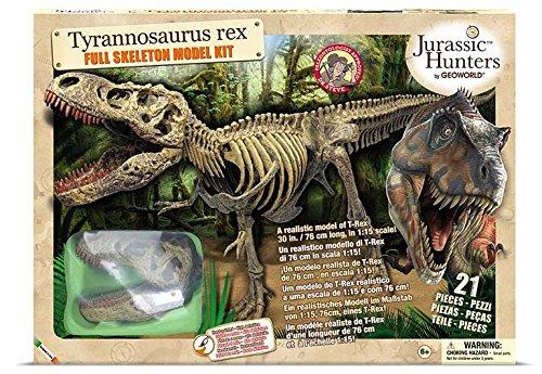 Geoworld - Cazadores del Jurasico T-Rex (DeQUBE Trading S.L. CL664K)