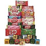30 japanisches Kit Kat & Tirol Geschmacksortiment japanische Süßigkeiten