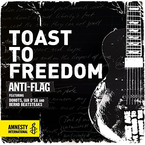 Toast to Freedom (feat. Donots...