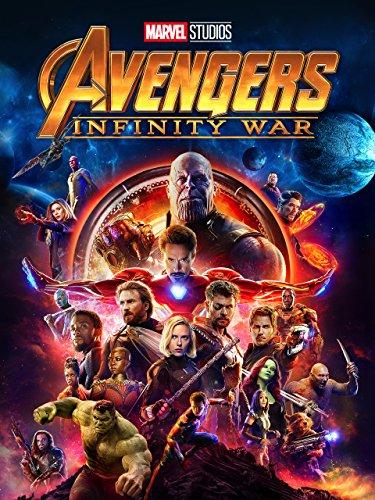 Avengers: Infinity War [dt./OV] - Marvel-charakteren Universum Und Dem