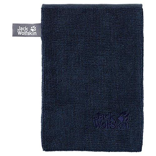 Jack Wolfskin Handtuch Wolfcloth Terry Night Blue, One Size