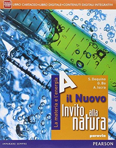 Nuovo invito alla natura. Con Laboratorio. Ediz. tematica. Per la Scuola media. Con e-book. Con espansione online