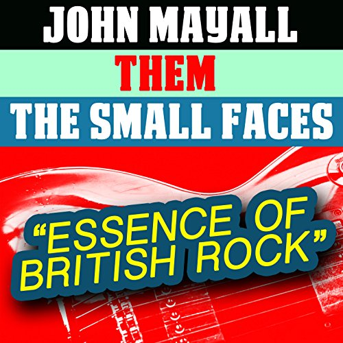 Essence of British Rock -