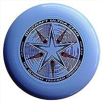 Discraft Ultra Star Frisbee 175g, USLB, Azul Claro, 175g