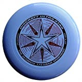 Discraft Frisbee Ultra Star, 175 g, Light Blue