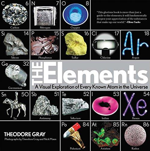 Atomes - Une exploration visuelle de tous les lments connus dans l'univers