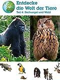 Entdecke die Welt der Tiere Teil 4 - Dschungel und Wald