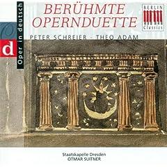 Opera Duets - Smetana, B. / Gounod, C.-F. / Bizet, G. / Verdi, G. / Mozart, W.A. / Lortzing, A. (Schreier, Adam)