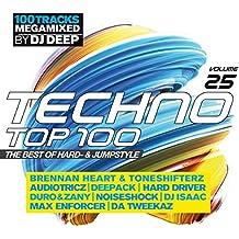 Techno Top 100 Vol.25