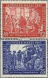 Alliierte Bes.-Gem.Ausg. 965-966 (kompl.Ausg.) 1947 Leipziger Messe (Briefmarken für Sammler)