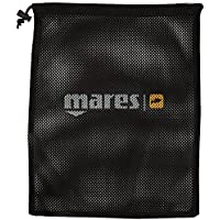 Mares Bag Attack Mesh 450, Bolsa de malla, color Negro
