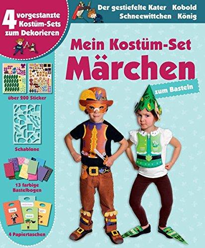 Kostüm Märchen Aus Gestalten - Mein Kostüm-Set: Märchen: Zum Basteln