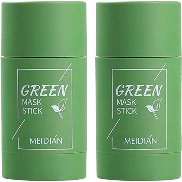Stick green mask