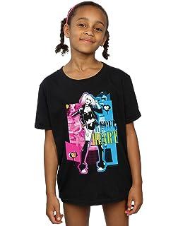 DC Comics Girls Harley Quinn Rebel Heart T-Shirt