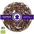 """N° 1287: Thé rooibos bio """"Cocktail"""" - feuilles de thé issu de l'agriculture biologique - GAIWAN® GERMANY - rooibos, hibiscus, citron, saveur naturels, citronnelle"""
