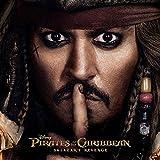 Pyramid International-Póster de Piratas del Caribe (Can You Keep un Secreto)-fotografía sobre Lienzo (40x 40cm, Madera, 40x 40x 1,3cm