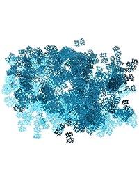 Papier Confetti pour Baby Shower Party Table Décoration pour Célébration de Naissance de fille et garçon - It's A Boy Bleu