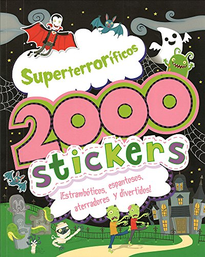 Superterror-Ficos 2000 Stickers par Parragon
