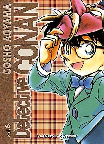 Detective Conan 6 (DETECTIVE CONAN NUEVA EDICION, Band 29)