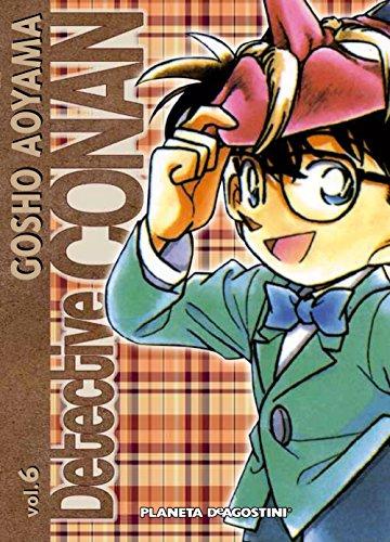 Detective Conan nº 06 (Nueva Edición) (Manga Shonen) por Gosho Aoyama
