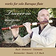 Traverso: Works for Solo Baroque Flute