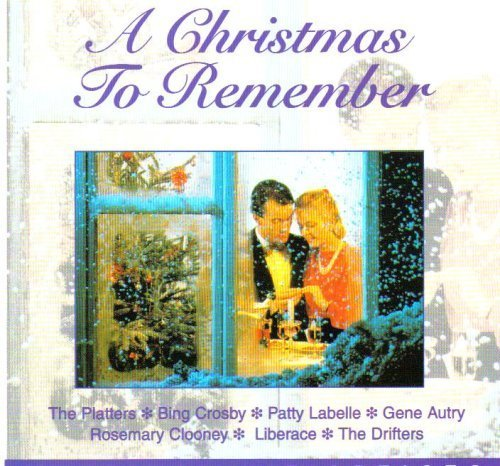 A Christmas to Remember: Original Hit Artists: Hark the Herald Angels Sing, Silent Night, Please Come Home for Christmas, Silver Bells, Ave Maria, Winter Wonderland, It Came Upon a Midnight Clear, O Little Town of Bethlehem, Auld Lang Syne, White Christmas (Cd) by Unknown (0100-01-01)