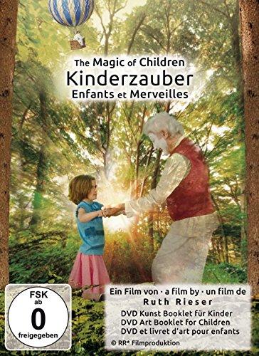 Kinderzauber DVD Kunst Booklet