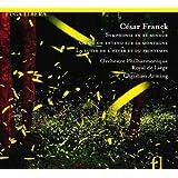 Cesar Franck: Sinfonie d-Moll / Ce qu'on entend sur la montagne / u.a.