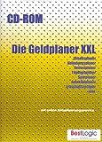 Die Geldplaner XXL, CD-ROM Gehaltsplaner, Abfindungsplaner, Rentenplaner, Tilgungsplaner, Sparplaner, Autokaufplaner, Erbschaftsrechner uvm. Mit Online Aktualisierungsservice. Für Windows 98/NT/xP/2000/2003