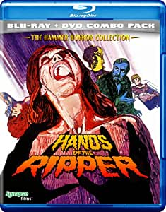 Hands of the Ripper (Blu-ray + DVD) [1971] [US Import] [NTSC]