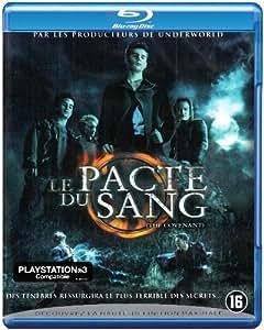 Le Pacte Du Sang [Blu-ray] [Import belge]