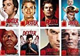 Dexter - Season/Staffel 1-8 deutsch im Set - Deutsche Originalware [34 DVDs]