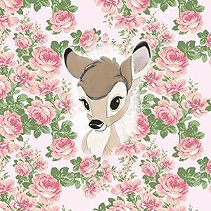 Nintendo DS Case Skin Sticker aus Vinyl-Folie Aufkleber Disney Bambi Fanartikel Merchandise