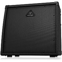 """Behringer K450FX - Amplificador de audio (45W, XLR / 14"""" TRS, 6,3 mm, 50/60 Hz, 75W, 44,1 cm) Negro"""