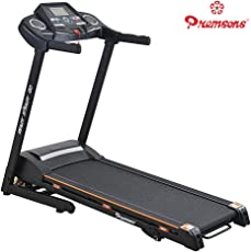 Premsons 2018 Motorized Treadmill (Black)