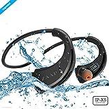 ZAAP AQUA FIT Bluetooth Waterproof Headp...