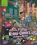 Redaktion Wadenbeißer Band 6   Pfiffige Krimi-Comics zum Lesen und Mitraten   GEOlino