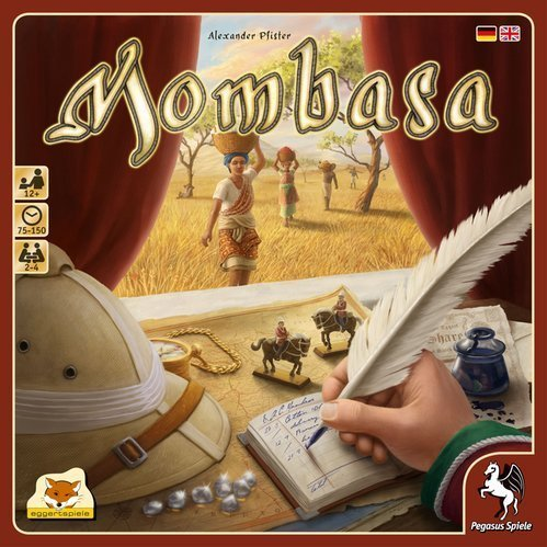 Mombasa by R&R Games for sale  Delivered anywhere in UK