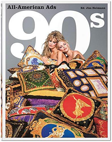 All-American Ads 90s par Steven Heller