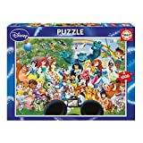 Educa 16297 - 1000 The Marvellous World of Disney II, Puzzle