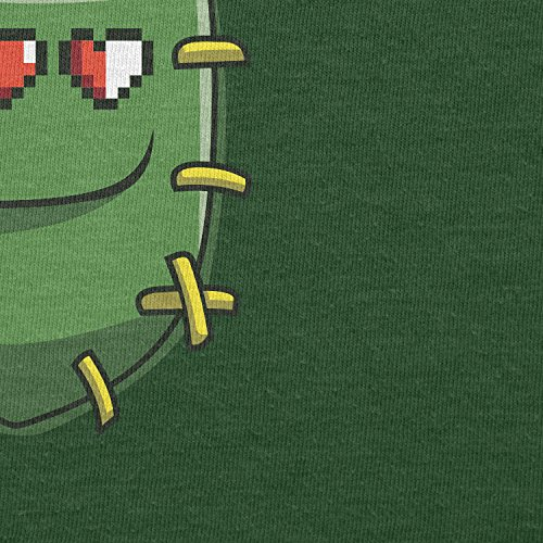 TEXLAB - Potion in a Pocket - Herren T-Shirt Flaschengrün
