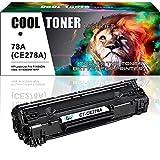 Cool Toner Kompatibel Toner für HP 78A Toner HP CE278A für HP P1606DN Toner, HP LaserJet P1566 M1536DNF, HP LaserJet M1536 MFP M1536DNF P1560 P1606 P1606DN, Canon LBP6230DW Toner, FAXPHOHE L100 L190